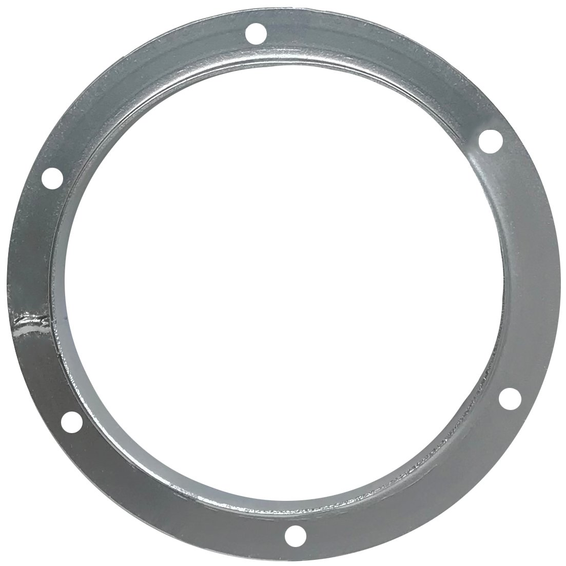 "NORDFAB 3261-1600-100000 Angle Flange Galvanized Steel 20 GA, 16/"" Duct Dia"